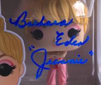 "Barbara Eden Signed ""I Dream of Jeannie"" #965 Jeannie Funko Pop! Vinyl Figure Inscribed ""Jeannie"" (JSA COA) at PristineAuction.com"