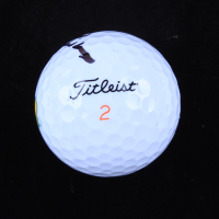Jack Nicklaus Signed Masters Logo Golf Ball (JSA LOA) at PristineAuction.com