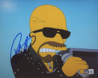 """Rob Halford Signed """"The Simpsons"""" 8x10 Photo (Beckett COA) at PristineAuction.com"""