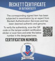 "Thomas E. Franklin Signed 16x20 Photo Inscribed ""9/11/2001"" (Beckett COA) at PristineAuction.com"