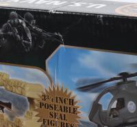 "Robert O'Neill Signed ""U.S. Navy Seals"" Figurine Playset Inscribed ""Never Quit!"" (Beckett COA & PSA Hologram) at PristineAuction.com"