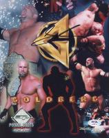 Bill Goldberg Signed LE WWE 8x10 Photo (PSA COA) at PristineAuction.com
