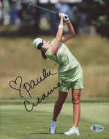 Paula Creamer Signed 8x10 Photo (Beckett COA) at PristineAuction.com