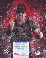 Sergeant Slaughter Signed WWE 8x10 Photo (PSA COA) at PristineAuction.com