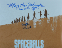 """Ed Gale Signed """"Spaceballs"""" 11x14 Photo Inscribed """"May The Schwartz Be With you"""" & """"Dink #1"""" (AutographCOA COA) at PristineAuction.com"""