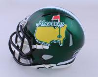 Jack Nicklaus Signed Masters Logo Mini-Helmet (JSA COA) at PristineAuction.com