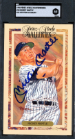 Mickey Mantle Signed LE 1990-92 Perez-Steele Master Works #10 / Original Drawing (SGC Encapsulated) at PristineAuction.com