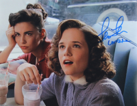 """Lea Thompson Signed """"Back to The Future"""" 11x14 Photo Inscribed """"Lorraine"""" (AutographCOA COA) at PristineAuction.com"""