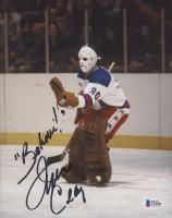 "Jim Craig Signed Team USA 8x10 Photo Inscribed ""Believe!"" (Beckett COA) at PristineAuction.com"