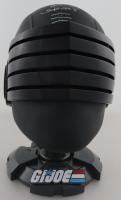 "Ray Park Signed G.I. Joe ""Snake Eyes"" 1:1 Replica Helmet and Stand Inscribed ""Yo Joe! Snake Eyes"" (Beckett Hologram) (See Description) at PristineAuction.com"