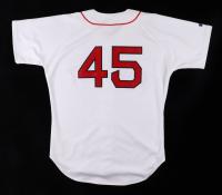 "Pedro Martinez Signed LE Red Sox Jersey Inscribed ""AL C.Y. 99"" (MLB Hologram) at PristineAuction.com"