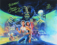 """James Hong Signed """"Big Trouble in Little China"""" 11x14 Photo Inscribed """"Indeed!"""" & """"Lo Pan"""" (AutographCOA COA) at PristineAuction.com"""