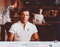 """Stephen Collins Signed """"Star Trek: The Motion Picture"""" 8x10 Photo (Beckett COA) at PristineAuction.com"""