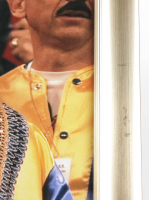 Julio Cesar Chavez Signed 13x16 Custom Framed Photo Display (PSA COA) at PristineAuction.com