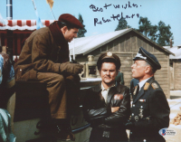 """Robert Clary Signed """"Hogan's Heroes"""" 8x10 Photo Inscribed """"Best Wishes"""" (Beckett COA) at PristineAuction.com"""
