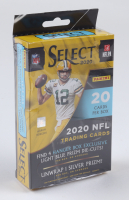2020 Panini Select Football Hanger Box With (20) Cards (See Description) at PristineAuction.com
