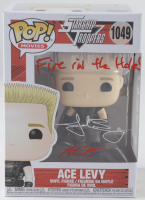"""Jake Busey Signed """"Starship Troopers"""" #1049 Ace Levy Funko Pop! Vinyl Figure Inscribed """"Fire in the hole!"""" & """"Ace"""" (Beckett COA) (See Description) at PristineAuction.com"""