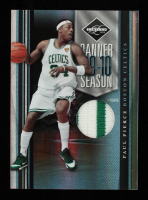 Paul Pierce 2010-11 Limited Banner Season Materials Prime #20 #8/25 at PristineAuction.com