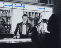 "Joe Turkel Signed ""The Shining"" 11x14 Photo Inscribed ""Lloyd"" (AutographCOA COA) at PristineAuction.com"
