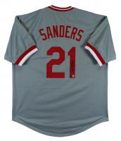 Deion Sanders Signed Jersey (Beckett Hologram) at PristineAuction.com