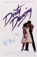"""Jennifer Grey Signed """"Dirty Dancing"""" 11x17 Movie Poster (Schwartz COA) at PristineAuction.com"""