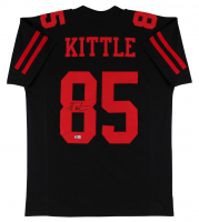 George Kittle Signed Jersey (Beckett Hologram) at PristineAuction.com
