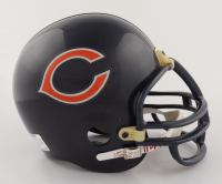 Walter Payton Signed Bears Full-Size Helmet with Display Case (PSA LOA) (See Description) at PristineAuction.com