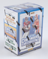 2021 Panini Contenders Draft Picks Football Blaster Box with (7) Packs at PristineAuction.com