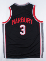 Stephon Marbury Signed Starbury Game Jersey (JSA COA) at PristineAuction.com