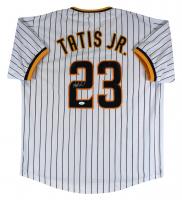 Fernando Tatis Jr. Signed Jersey (JSA COA) at PristineAuction.com