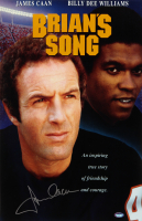 """James Caan Signed """"Brian's Song"""" 11x17 Photo (Schwartz COA) at PristineAuction.com"""