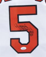 "Brooks Robinson Signed Orioles Jersey Inscribed ""HOF 83"" (JSA COA) at PristineAuction.com"