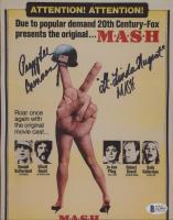 "Peggy Lee Brennan Signed ""MASH"" 8x10 Photo Inscribed ""Lt. Linda Nugent, MASH"" (Beckett COA) at PristineAuction.com"