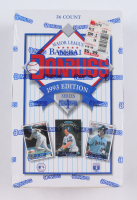 1993 Donruss Series 1 Baseball Box with (36) Packs at PristineAuction.com