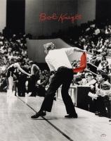 Bob Knight Signed Indiana Hoosiers 16x20 Photo (Schwartz Sports COA) at PristineAuction.com