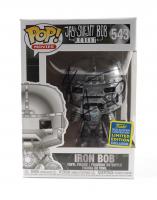 "Kevin Smith Signed ""Jay & Silent Bob Reboot"" #543 Iron Bob Funko Pop! Vinyl Figure (Beckett COA) (See Description) at PristineAuction.com"