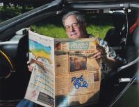 """Bob Gale Signed """"Back to The Future"""" 11x14 Photo (AutographCOA COA) at PristineAuction.com"""