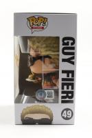 "Guy Fieri Signed ""Guy Fieri"" #49 Guy Fieri Funko Pop! Vinyl Figure (Beckett COA) at PristineAuction.com"