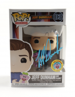 Jeff Dunham Signed Jeff Dunham & Peanut #03 Funko Pop! Vinyl Figure (Beckett COA) at PristineAuction.com