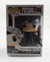 "Vera Miles Signed ""Psycho"" #466 Norman Bates Funko Pop! Vinyl Figure (Beckett COA) at PristineAuction.com"
