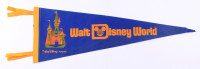 Disneyworld Vintage Felt Pennant (See Description) at PristineAuction.com