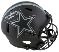 "Tony Dorsett Signed Cowboys Full-Size Eclipse Alterante Speed Helmet Inscribed ""HOF '94"" (Beckett Hologram) at PristineAuction.com"