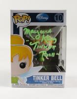 "Margaret Kerry Signed Tinker Bell Funko Pop! Vinyl Figure Inscribed ""Tinker Bell"" (Beckett COA) at PristineAuction.com"
