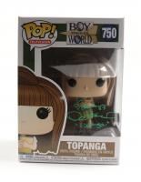 "Danielle Fishel Signed ""Boy Meets World"" #750 Topanga King Funko Pop! Vinyl Figure Inscribed ""Always"" & ""Topanga"" (Beckett COA) at PristineAuction.com"