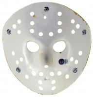 "Ari Lehman Signed Jason ""Friday the 13th"" Hockey Mask Inscribed ""Jason 1"", ""F*** Freddy!"" & ""He's My B****"" (Beckett Hologram) at PristineAuction.com"