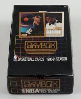 1990-91 Skybox Series 1 Basketball Hobby Box at PristineAuction.com