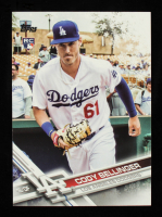 Cody Bellinger 2017 Topps Walmart Holiday Snowflake #HMW120 RC at PristineAuction.com