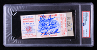 """Nolan Ryan Signed 1977 All Star Original Game Ticket Inscribed """"324 Wins"""", """"5,714 K's"""" & """"7 No Hitters"""" (PSA Encapsulated) at PristineAuction.com"""