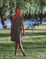 """Kelly Lynch Signed """"Road House"""" 8x10 Photo (Beckett COA) at PristineAuction.com"""