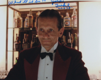 """Joe Turkel Signed """"The Shining"""" 11x14 Photo Inscribed """"What'll it Be?"""" & """"Lloyd"""" (AutographCOA COA) (See Description) at PristineAuction.com"""
